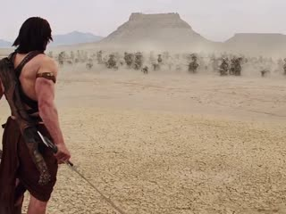 John Carter - Official Trailer HD
