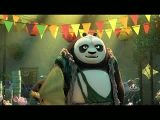 Kung Fu Panda 3 - Official Trailer HD
