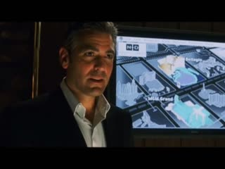 Ocean's Eleven - Official Trailer HD