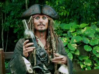 Pirates of the Caribbean : On Stranger Tides - Official Trailer HD