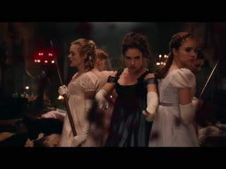 Pride and Prejudice and Zombies - Official Trailer HD