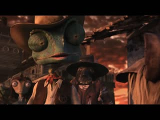Rango - Officia Trailer HD