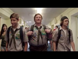 Scouts Guide to the Zombie Apocalypse - Official Trailer HD