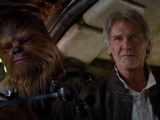 Star Wars: Episode VII - The Force Awakens - Official Teaser Trailer HD