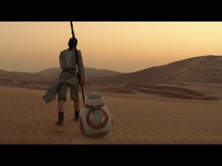 Star Wars: Episode VII - The Force Awakens - Official Trailer HD