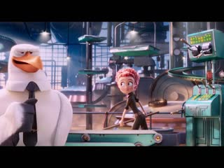 Storks - Official Trailer HD