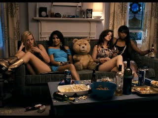 Ted - Official Trailer HD