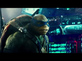 Teenage Mutant Ninja Turtles: Out of the Shadows - Official Trailer HD