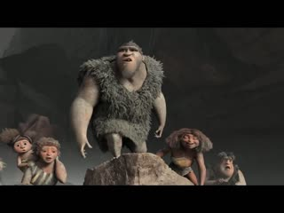 The Croods - Official Trailer HD