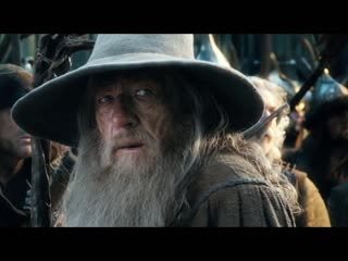 The Hobbit: The Battle of the Five Armies - Official Trailer HD