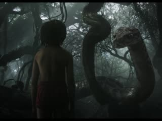 The Jungle Book - Official Trailer HD