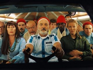 The Life Aquatic with Steve Zissou - Official Trailer #1 - Bill Murray Movie HD