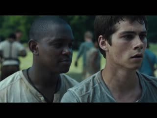 The Maze Runner - Official Final Trailer HD