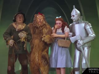 The Wizard Of Oz - Official IMAX 3D Trailer