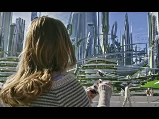 Tomorrowland -  Official Trailer HD