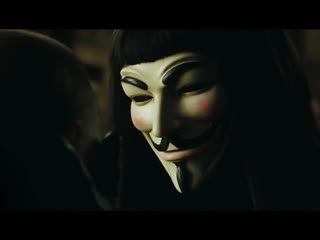 V For Vendetta - Official Trailer HD